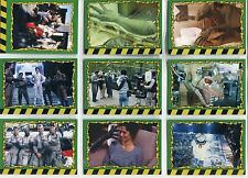 Cryptozoic Ghostbusters 2016 Complete Behind The Scenes Chase Card Set B1-9