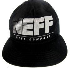 Neff Baseball Neff Neon Krinkle Deconstructed  Black Neff Headwear Neff Cap