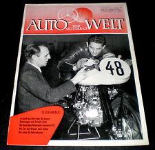 Auto und Motorrad-Welt 04/53 Austin Jeep Champ, 500er Cousy-Rennwagen, ILO FP 50