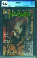 Hellblazer 1 (DC) CGC 9.6 White Pages Premiere issue 1st appearance Papa Midnite