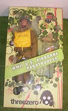 THREEZERO 1/6 WW II US AIRBORNE PARATROOPER SAME SCALE AS DRAGON DREAMS BBI