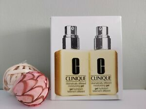 Clinique Dramatically Different Moisturising Gel oil Free 2 x 125ml - Twin Pack