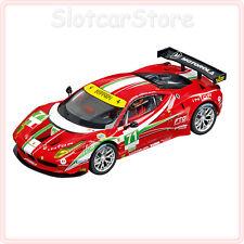 "Carrera Evolution 27426 Ferrari 458 Italia GT2 ""AF Corse No.71"" 2012 1:32 Auto"