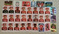 Panini Football Premier League 2020 - CHAMPIONS LIVERPOOL FC SET OF 33 STICKERS