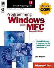 Programming Windows with MFC by Prosise, Jeff Mixed media product Book The Cheap