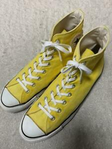 Men 12Us 80S Converse All-Star Yellow 12