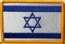 ISRAEL Flag Patch With VELCRO® Brand Fastener  Military Police Emblem #9