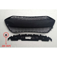 Front Hood Radiator Grille UNPAINTED 1p For 2013-2015 Hyundai Genesis Coupe