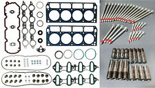 2005-09 Chevy GM 5.3 Full Gasket Set Bolts AFM DOD Lifter set 16 Lifters pushrod