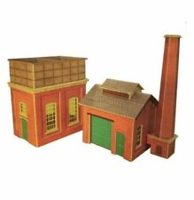 Cardboard OO Scale Model Train Parts & Accessories