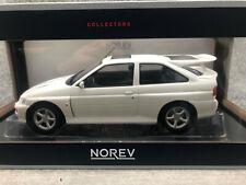 1/18 Ford Escort RS Cosworth von 1992 weiß NOREV 182776 NEUHEIT !
