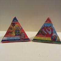 Landrin 2 werbung Kalender  2007-2008 Piramide.