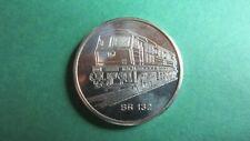 Medaille 150 Jahre Eisenbahn 1985 mit Lok BR 132 in vz+ (7470)