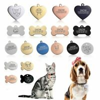 Pet Charm Cat Name Pendant Bone Necklace Collar Puppy Cat Collar Accessory