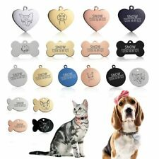 Pet Charm Cat Name Pendant Bone Necklace Collar Puppy Cat Collar Accessory