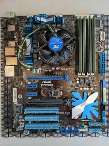Intel Core i7 860 + ASUS P7P55D-E + 8GB RAM