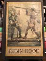 Bold Robin Hood and his outlaw band;: Their famous exploits in Sherwood forest
