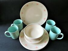 Corelle Forever Yours 116-177 Dinnerware Serving 4 (16 pieces) New Vintage