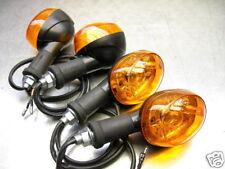 4x Brighter + flexible 12 + 6 volts Indicator faut un emploi turn signal set xt 250 xt 500