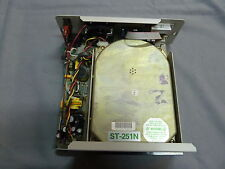 """SEAGATE ST251N 43MN 5.25"""" HH SCSI 50 PIN WITH ENCLOSURE"""