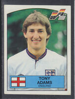 Panini - Euro 88 - # 165 Tony Adams - England