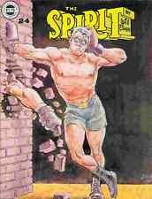 The spirit magazine # 24 (Will Eisner) (Estados Unidos, 1980)