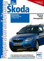 Skoda Roomster 5J Reparaturanleitung Reparaturbuch Reparatur-Handbuch Wartung