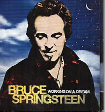 BRUCE SPRINGSTEEN - Working On A Dream, CD + DVD Limited Edition 2009 DIGIPAK