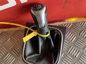 VOLKSWAGEN GOLF MK6 GTD 2011 GEARSTICK GEAR SHIFT KNOB ( 5K0711113G )