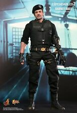 HOT TOYS 1/6 THE EXPENDABLE 2 MMS194 BARNEY ROSS MASTERPIECE ACTION FIGURE