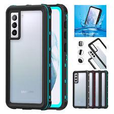 For Samsung S21 Ultra Note 20 A02S A11 A12 A32 A42 A52 5G Waterproof Case Cover