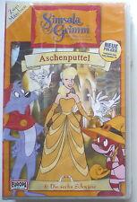 SIMSALA GRIMM - Aschenputtel + Die sechs Schwäne - VHS > NEU