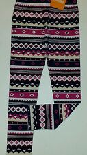 Gymboree PLUM PONY Fair Isle Leggings Pants Size S 5 6