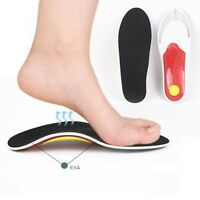 Orthotic Insole Arch Support Flat Feet Insert Foot Care Plantar Fasciitis Hot