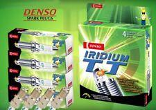 Denso (4716) ITF20TT Iridium TT Spark Plug Set of 4