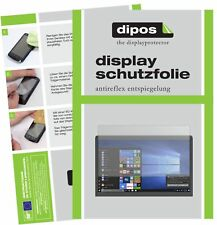 2x Odys Trendbook NEXT Schutzfolie matt Displayschutzfolie Folie Display Schutz