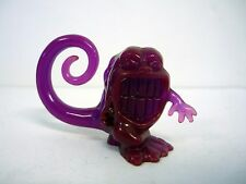 REAL GHOSTBUSTERS SLIMER Vintage Action Figure Purple Ghost COLUMBIA 1984