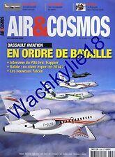 Air & Cosmos n° 2398 du 21/03/2014 Dassault aviation vol MH370