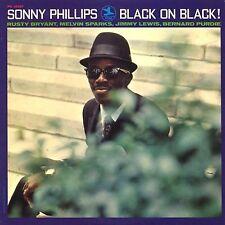 SONNY PHILLIPS Black On Black! PRESTIGE RECORDS Sealed Vinyl Record LP