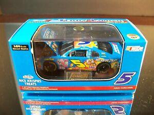 Terry Labonte #5 Kellogg's Rice Krispies Treats 1999 Chevrolet Monte Carlo 1:64