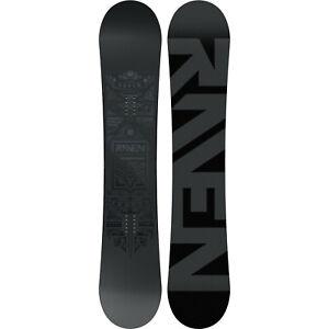 Snowboard Raven Solid Steel 2020/2021 - alle Längen - Neu!