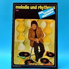 DDR Melodie und Rhythmus 5/1975 Urszula Sipinska Karat Chris Wallasch Webb V