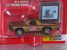 Johnny Lightning U.S. Postal Service 1971 Chevrolet El Camino 71 Chevy 1:64 (Z)