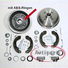 Opel Corsa B mit ABS - Bremstrommel Bremsen Bremsbacken Radlager Zubehör hinten