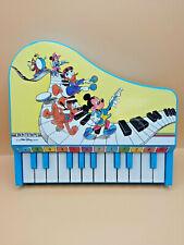 Bontempi Spielzeug Piano - DISNEY Vintage Musik Instrument Retro Mini Klavier
