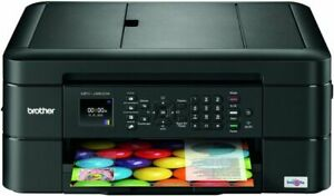 Brother MFC-J480dw Wireless Duplex Color Inkjet All-in-One Printer -NEW