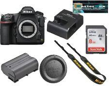 Sale Nikon D D850 45.7Mp Digital Slr Camera Body 4K  WiFi  Bluetooth + Free 8gb