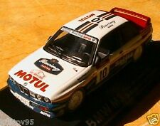 BMW M3 TOUR DE CORSE 1987 1/43 BEGUIN RACING MOTUL RALLYE LENNE 1/43 ALTAYA IXO