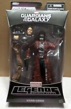 Marvel Legends Guardians Of The Galaxy STAR-LORD NIB Build A Figure part Groot