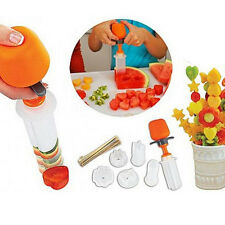 New Brand Fruit Salad Carving Vegetable Smoothie Cake Tools Kitchen Bar Cooking
